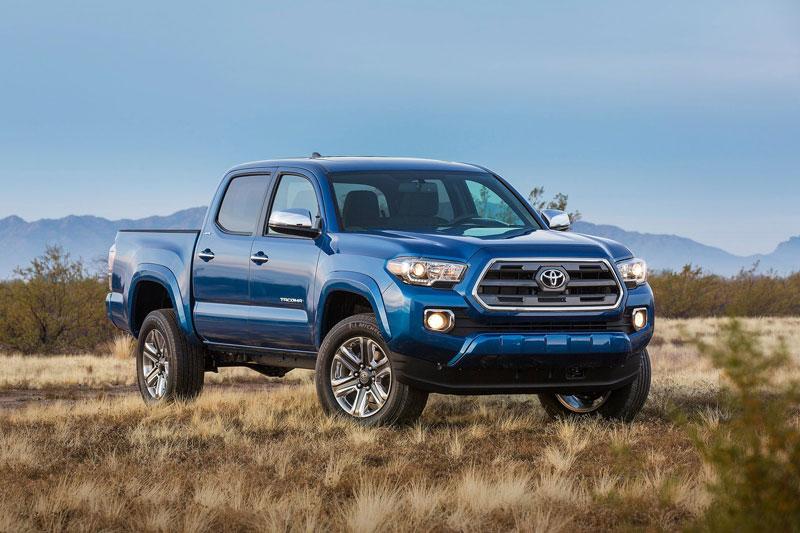 2. Toyota Tacoma (mức độ mất giá trung bình sau 5 năm: 32,4%).