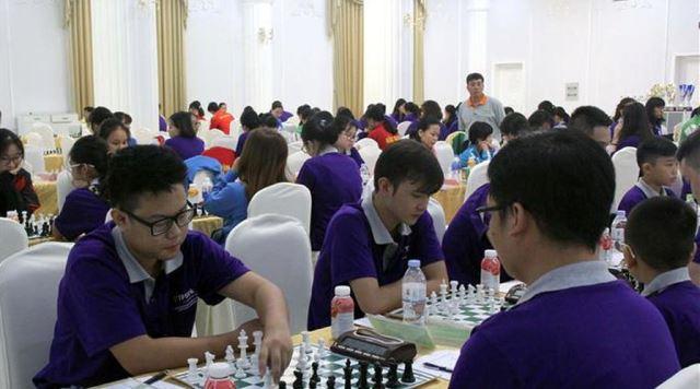 giải cờ vua đồng đội toàn quốc – tranh Cúp TPBank 2021 do LĐ Cờ VN tổ chức sẽ diễn ra từ ngày 30/4-9/5 tại TP Cần Thơ