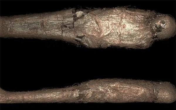 Bí ẩn về 'kén xác ướp' trong quan tài Ai Cập hơn 3.000 năm