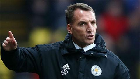 Brendan Rodgers từ chối thẳng thừng cơ hội làm HLV Tottenham