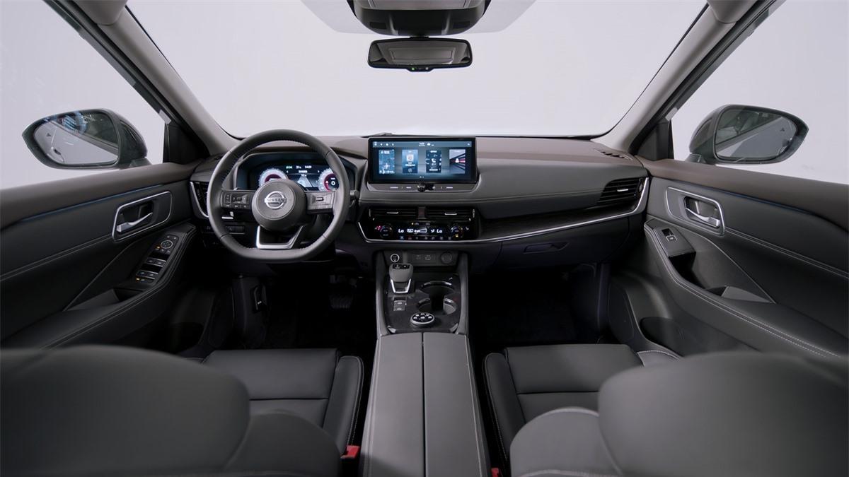 Nissan X-Trail 2021 chinh thuc ra mat tai Trung Quoc anh 11