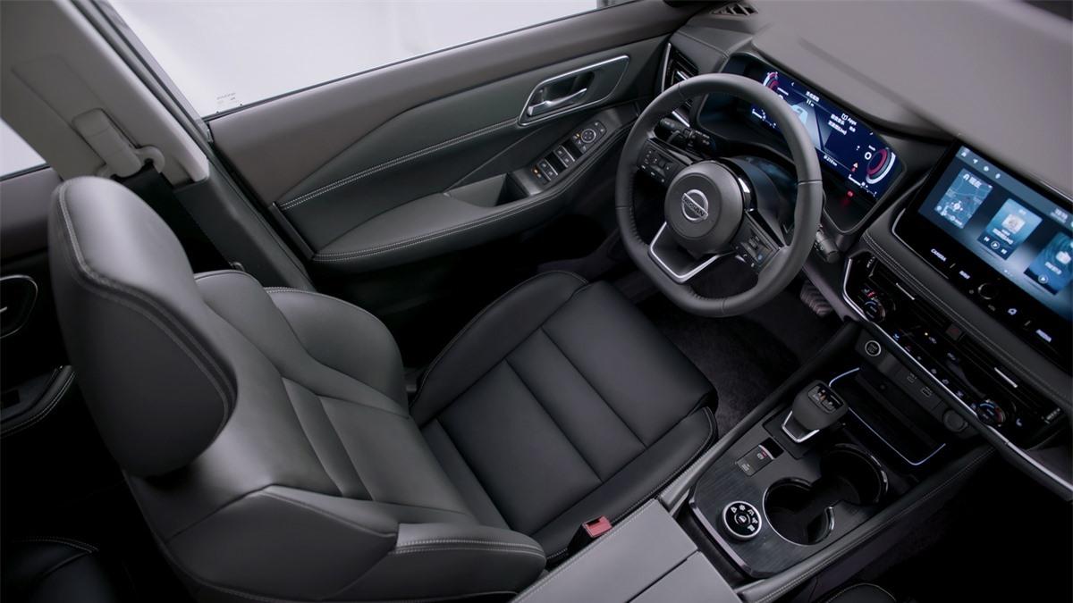 Nissan X-Trail 2021 chinh thuc ra mat tai Trung Quoc anh 14