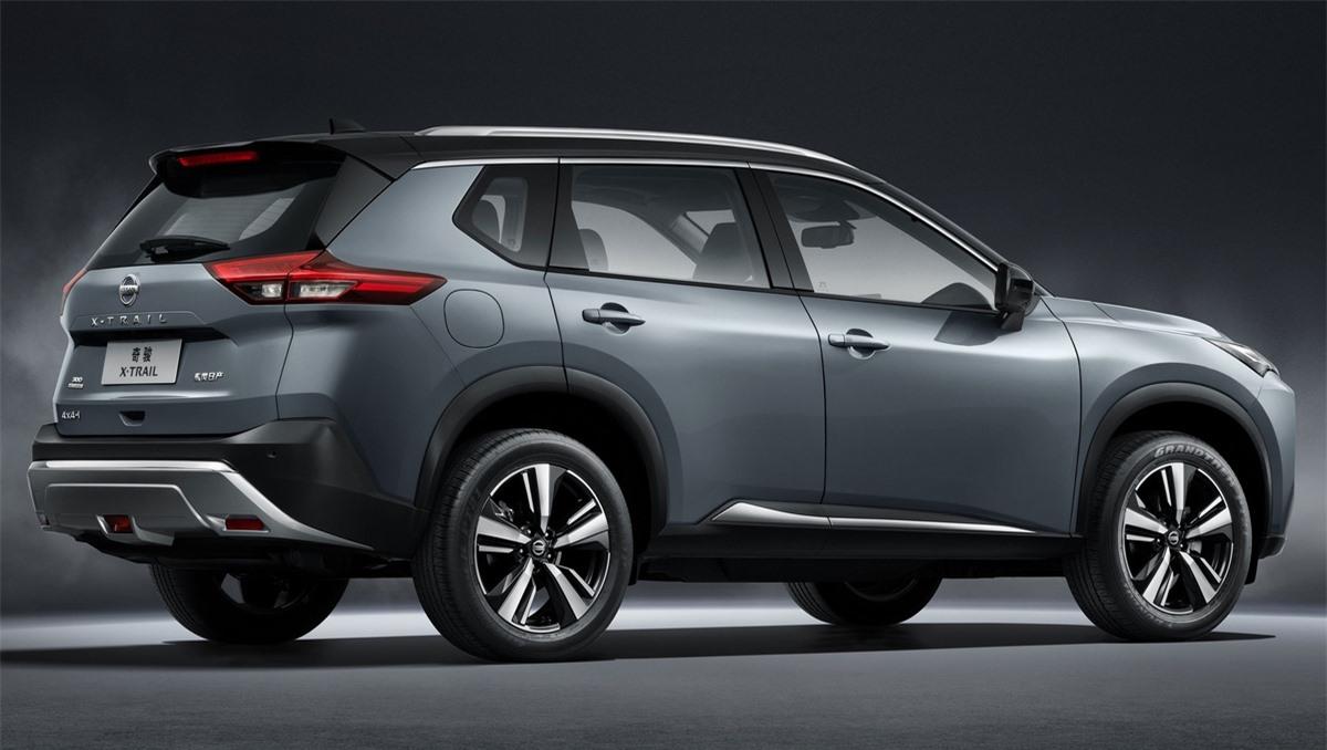 Nissan X-Trail 2021 chinh thuc ra mat tai Trung Quoc anh 15