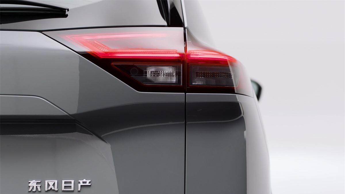 Nissan X-Trail 2021 chinh thuc ra mat tai Trung Quoc anh 2