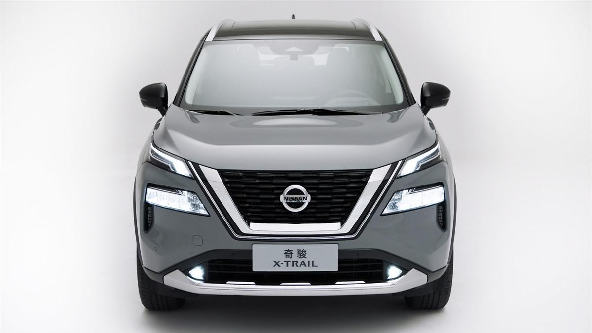 Nissan X-Trail 2021 chinh thuc ra mat tai Trung Quoc anh 3