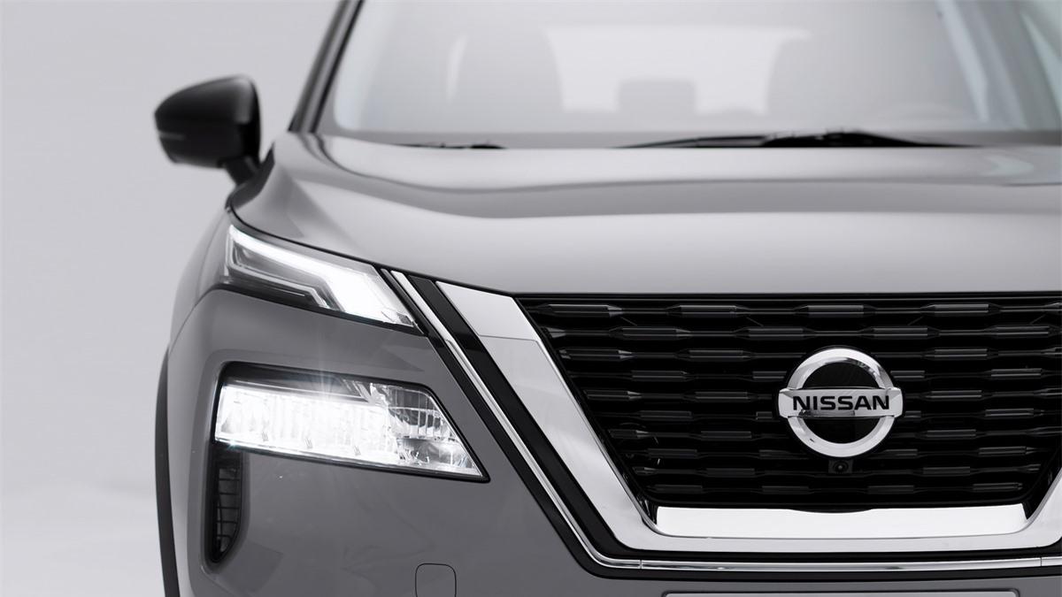 Nissan X-Trail 2021 chinh thuc ra mat tai Trung Quoc anh 5