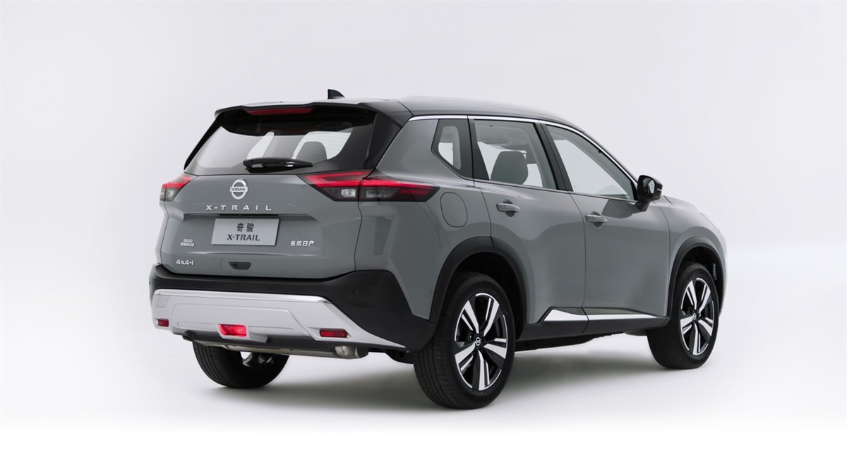 Nissan X-Trail 2021 chinh thuc ra mat tai Trung Quoc anh 6