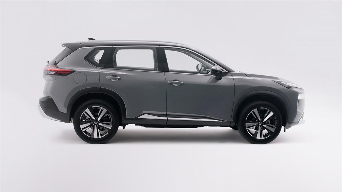 Nissan X-Trail 2021 chinh thuc ra mat tai Trung Quoc anh 7