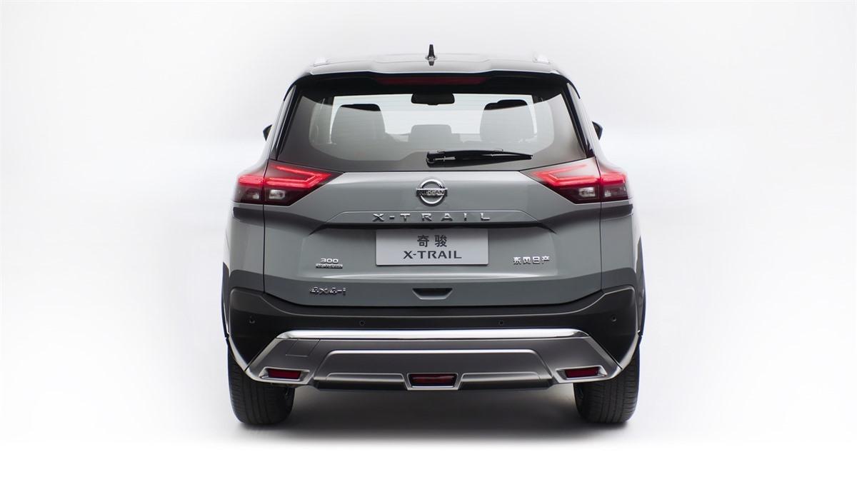 Nissan X-Trail 2021 chinh thuc ra mat tai Trung Quoc anh 8