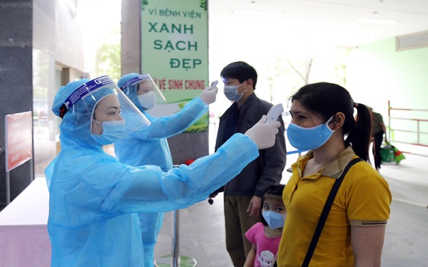 UBND TP Hà Nội ban hành Công điện yêu cầu các địa phương tăng cường phòng, chống dịch bệnh Covid-19.