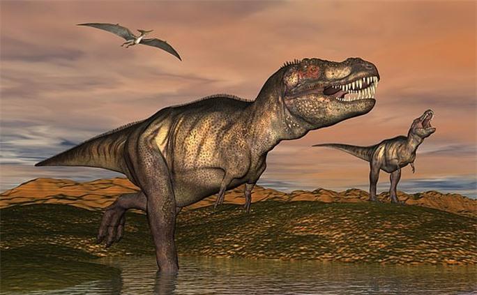 Phát hiện mộ tập thể của khủng long - sói khủng khiếp nhất mọi thời đại - Ảnh 3.