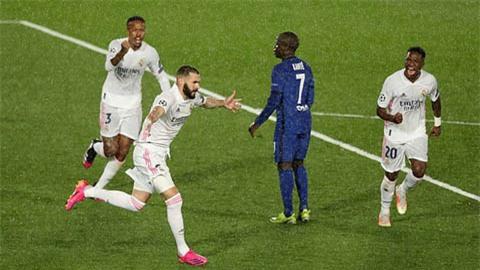 'Real chỉ biết chịu đựng, lẽ ra Chelsea phải thắng'