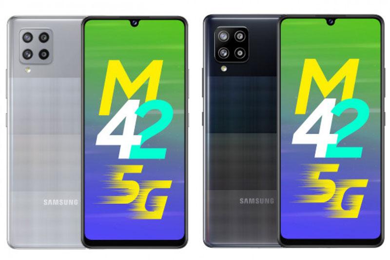 Samsung Galaxy M42 5G.