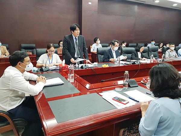 Ông YAKABE Yoshinori, Trưởng Văn phòng Lãnh sự Nhật Bản tại Đà Nẵng nêu rõ, Chính phủ Nhật Bản đánh giá cao Đà Nẵng, vì TP này cực kỳ quan tâm vấn đề môi trường