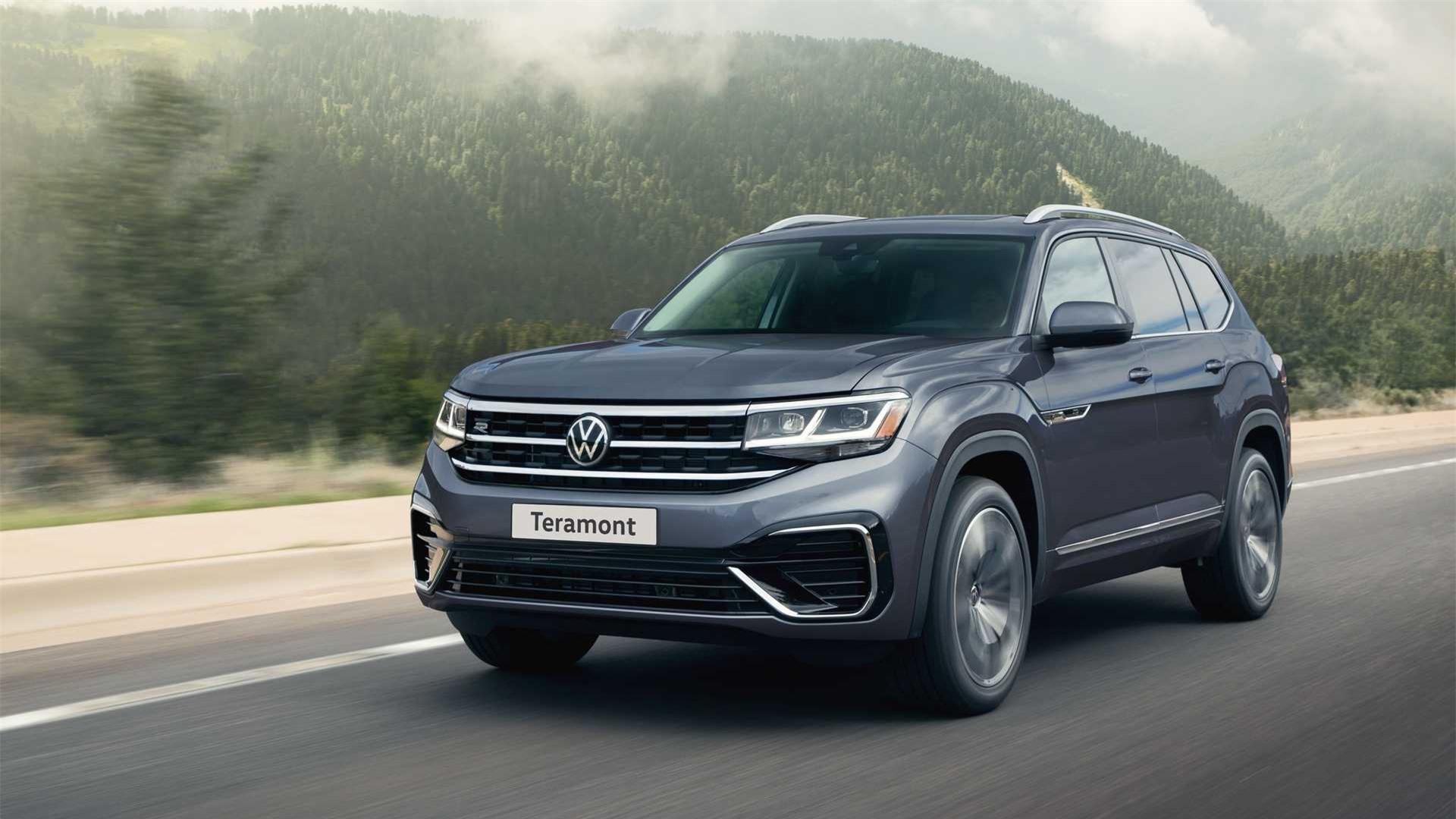 Volkswagen sap gioi thieu 2 mau xe gam cao moi tai VN anh 1