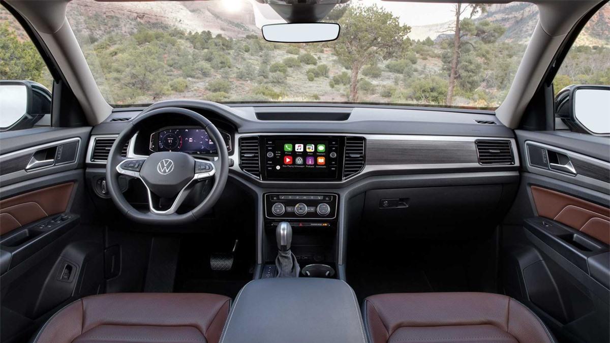 Volkswagen sap gioi thieu 2 mau xe gam cao moi tai VN anh 9