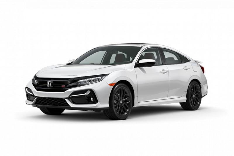 4. Honda Civic 2021 (giá khởi điểm: 21.050 USD, điểm an toàn của US News: 9,7/10).