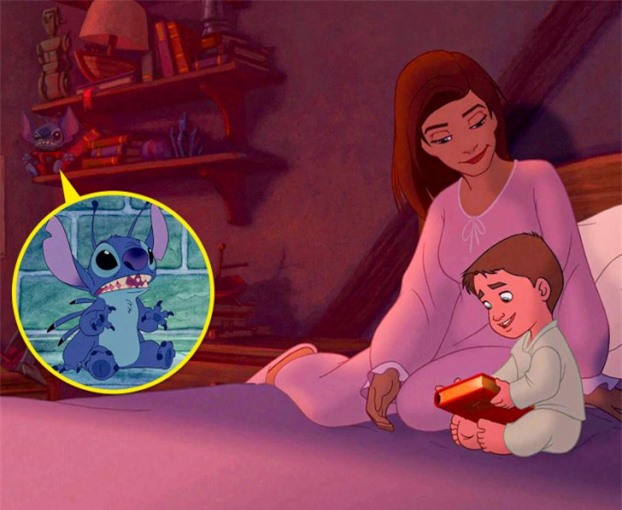 11 chi tiết thú vị trong phim hoạt hình Disney chứa đựng ý nghĩa sâu xa hơn bạn tưởng 10