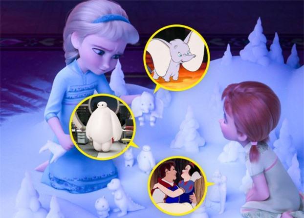 11 chi tiết thú vị trong phim hoạt hình Disney chứa đựng ý nghĩa sâu xa hơn bạn tưởng 2