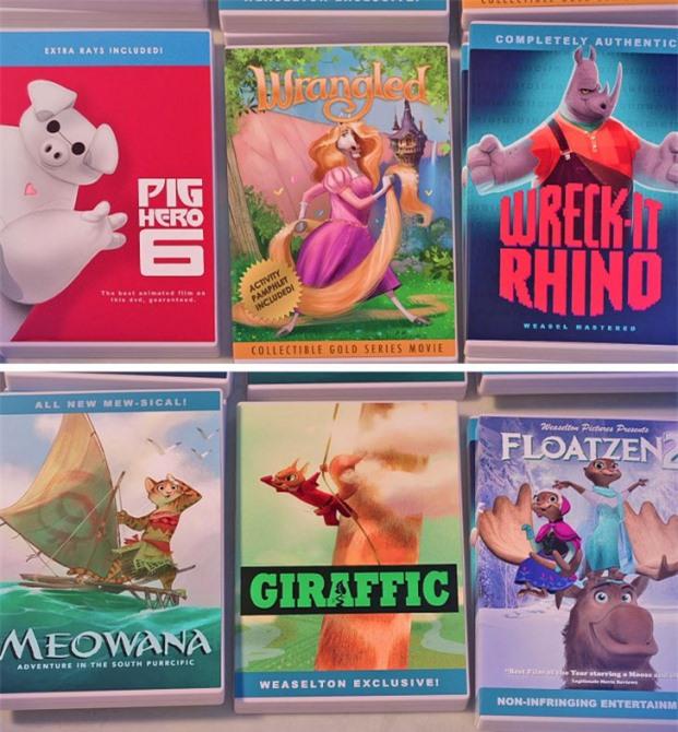 11 chi tiết thú vị trong phim hoạt hình Disney chứa đựng ý nghĩa sâu xa hơn bạn tưởng 5
