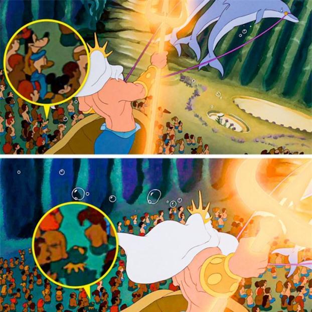 11 chi tiết thú vị trong phim hoạt hình Disney chứa đựng ý nghĩa sâu xa hơn bạn tưởng 7