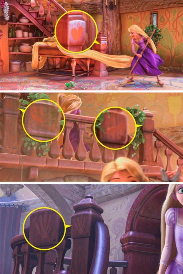 11 chi tiết thú vị trong phim hoạt hình Disney chứa đựng ý nghĩa sâu xa hơn bạn tưởng 8