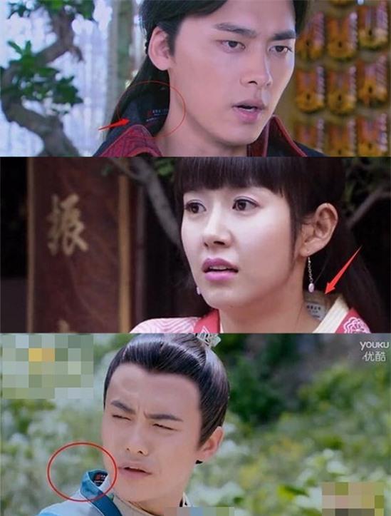 15 lỗi sai ngớ ngẩn thấy rõ trong phim cổ trang Hoa ngữ khiến khán giả 'giận tím người' 14