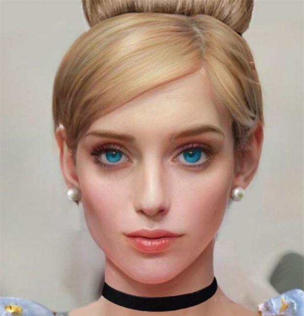 23 công chúa và hoàng tử Disney sẽ trông như thế nào nếu là người thật? 11