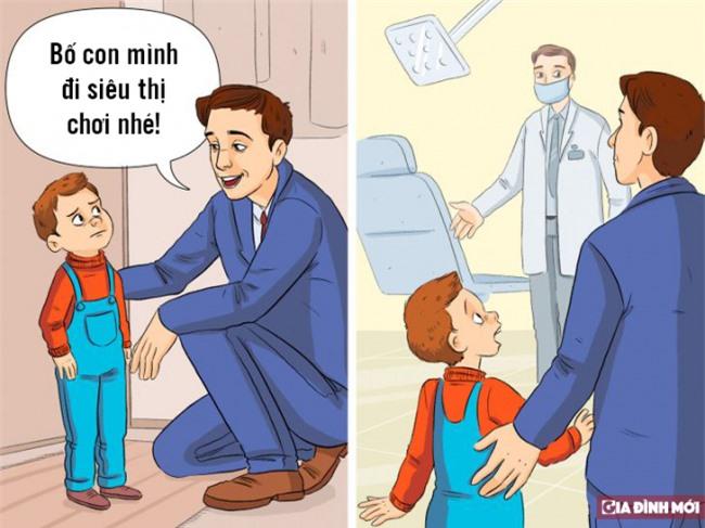 4 hậu quả của việc cha mẹ nói dối con cái dù là vì 'muốn tốt cho con' 1