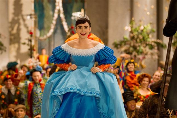 6 nàng công chúa Disney phiên bản đời thực trên màn ảnh rộng, ai giống nhất? 3