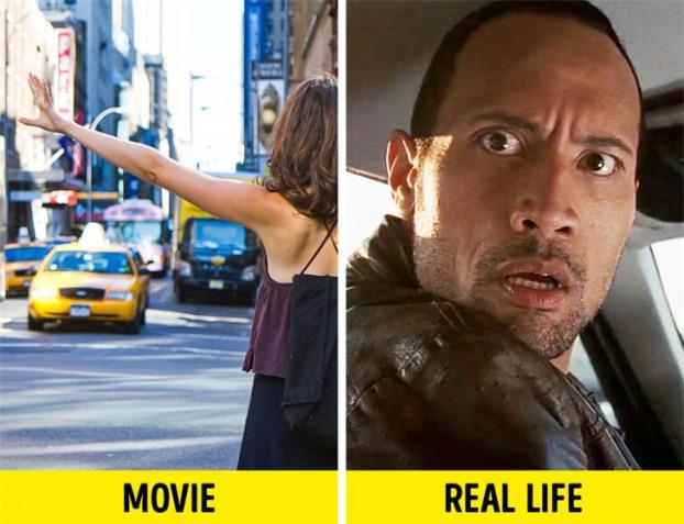 8 điều vô lý kinh điển trong phim ảnh cho thấy biên kịch chẳng hiểu gì về đời thật 2