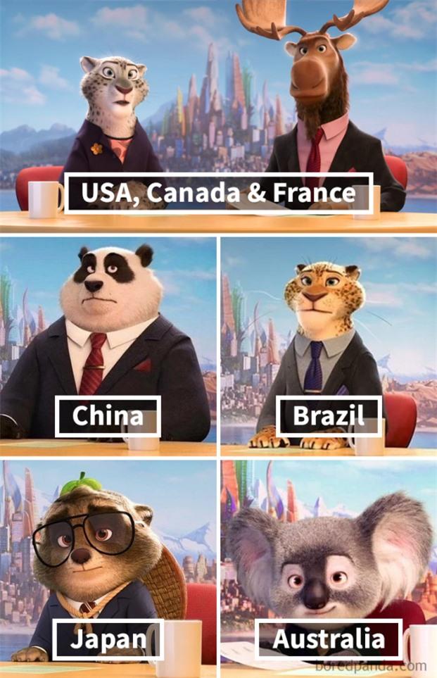 9 thay đổi thú vị của các phim hoạt hình Disney khi được chiếu trên các quốc gia 1