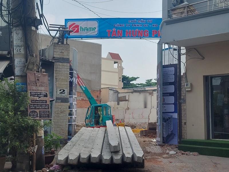 Căn hộ mini cao cấp dành cho người thu nhập thấp với tên gọi là S-Home do Công ty BĐS Tân Hưng Phát làm chủ đầu tư thực chất là công trình nhà ở riêng lẻ.