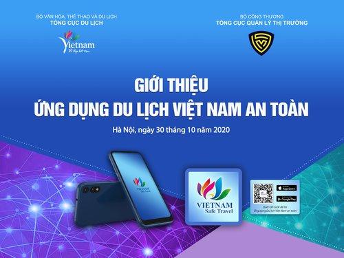 Ứng Dụng Du Lịch Việt Nam An Toàn được giới thiệu ngày 30/10/2020