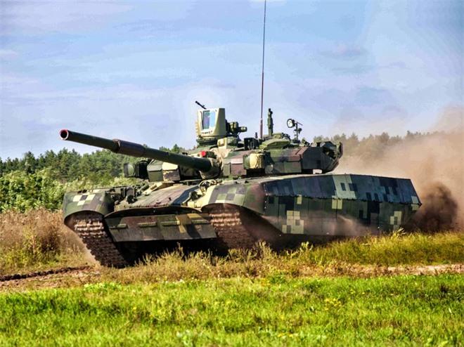 Bất ngờ trước đối thủ được đặt lên bàn cân với xe tăng T-14 Armata của Nga - Ảnh 2.