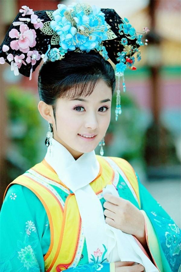 Các nàng công chúa màn ảnh Hoa ngữ: Lưu Diệc Phi đẹp mong manh, Trịnh Sảng bị dìm 9