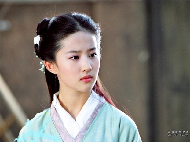 Các nàng công chúa màn ảnh Hoa ngữ: Lưu Diệc Phi đẹp mong manh, Trịnh Sảng bị dìm 7