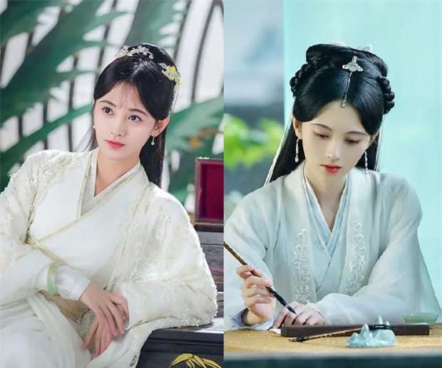 Nhân vật của Cúc Tịnh Y trong các phim đều giống nhau từ kiểu tóc, trang phục tới thần thái