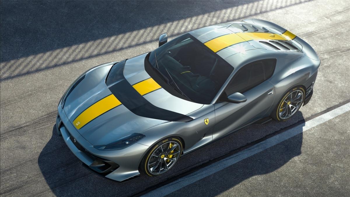 Trong lần công bố này, Ferrari cho biết chiếc siêu xe mới nhất của mình sẽ tiếp tục nâng tầm trải nghiệm của một chiếc berlinetta có được cơ đặt trước, dẫn động cầu sau vốn đã quá thành công của hãng.