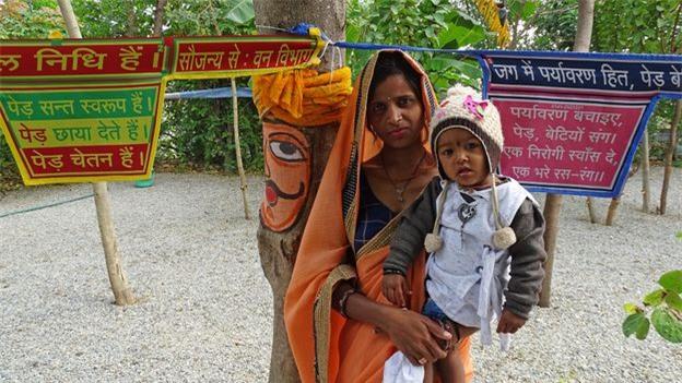 Ngôi làng ở Ấn Độ trồng cây xanh mỗi khi có bé gái sinh ra   - Ảnh 6.