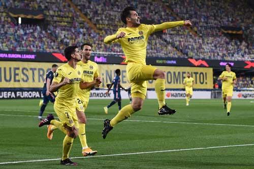 Kết quả Villarreal 2-1 Arsenal: Pháo thủ gục ngã trong trận cầu mưa thẻ