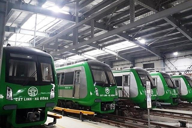 Dự án đường sắt Cát Linh – Hà Đông không kịp hoạt đồng từ 1/5.