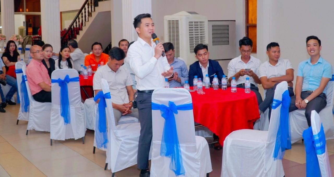 Anh Đào Xuân Phúc (huyện Bù Đăng) hỏi về những thất bại của các doanh nhân trên con đường kinh doanh
