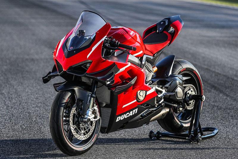 1. Ducati Superleggera V4.