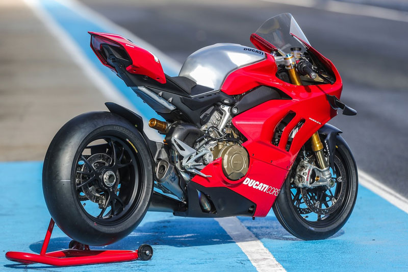 10. Ducati Panigale V4.