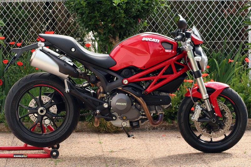 3. Ducati Monster.