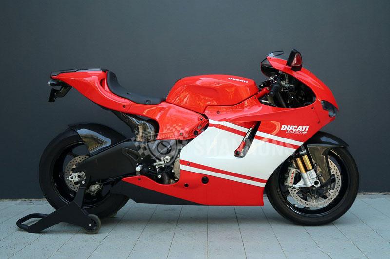 4. Ducati Desmosedici RR.
