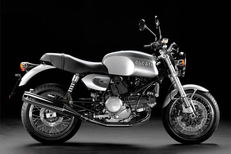 6. Ducati GT1000 Sport.