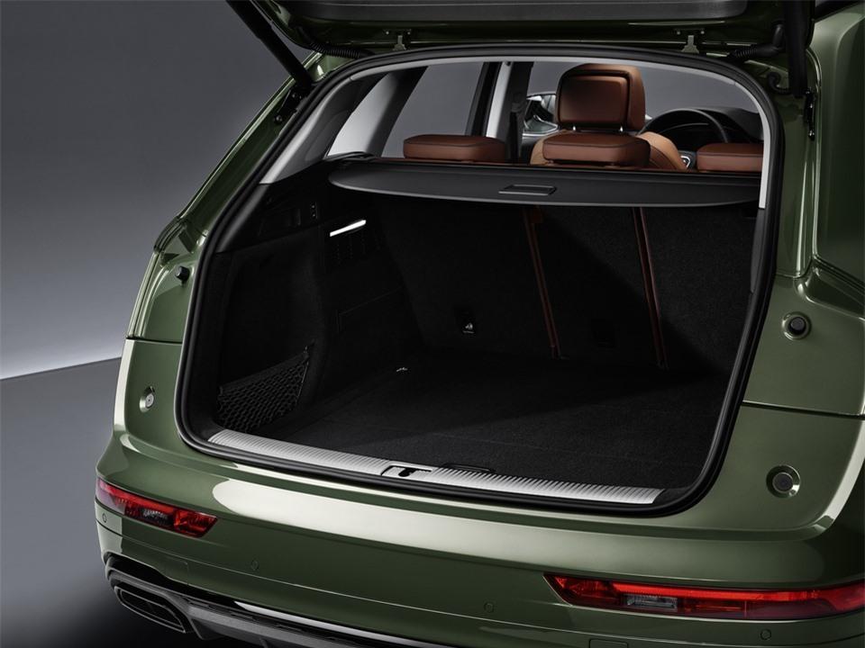 Audi Q5 2021 chuan bi ve Viet Nam anh 11