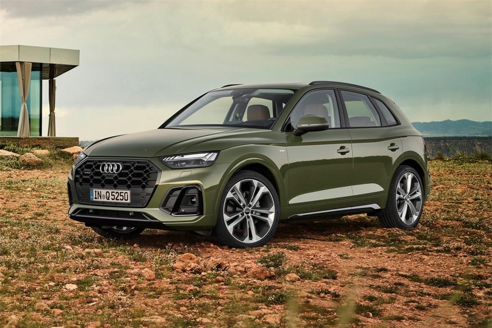 Audi Q5 2021 chuan bi ve Viet Nam anh 2